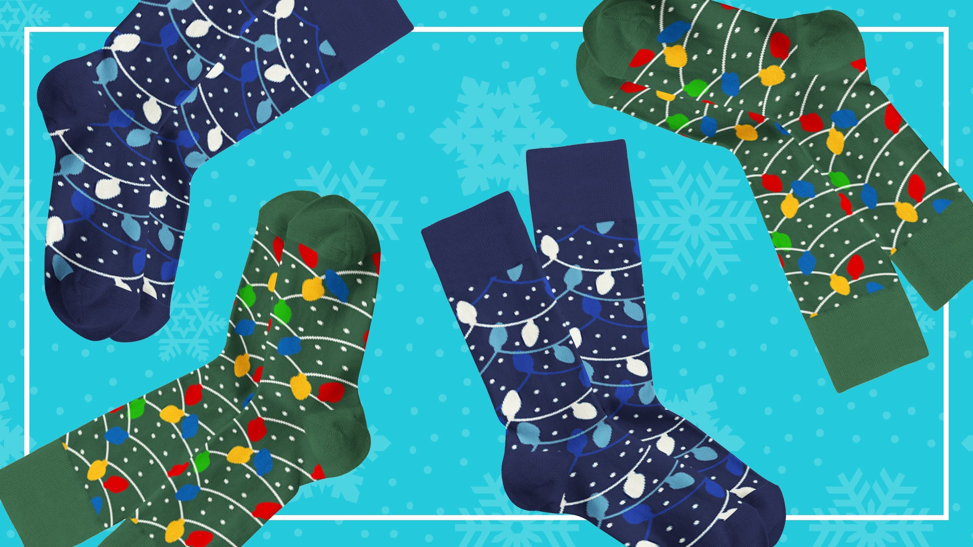 'Tis The Season For Free Socks! 🎄