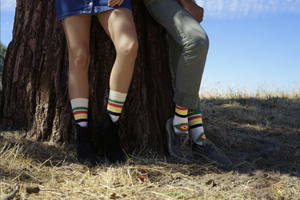 7 Types of Couples Who *Need* a Sock Fancy Couples Subscription