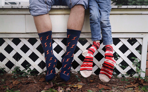 5 Types of Dads who *Need* a Sock Fancy Subscription