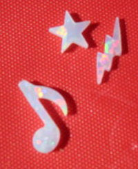 Opal Music Note