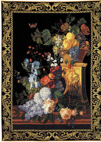 Column Bouquet, black 17654-4