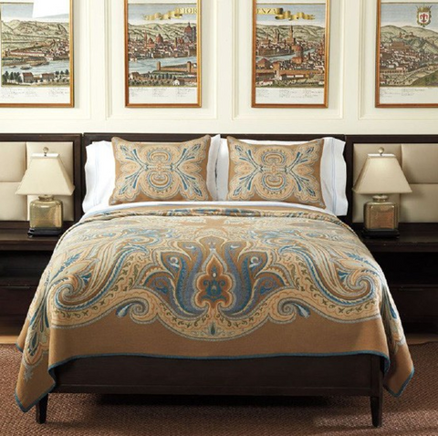 """7161-13"" Tapestry Bedding"