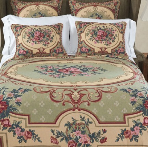 """7157-57"" Tapestry Bedding"