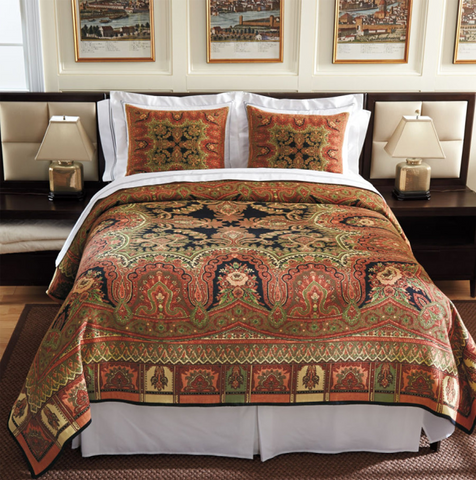 """CML502A"" Tapestry Bedding"