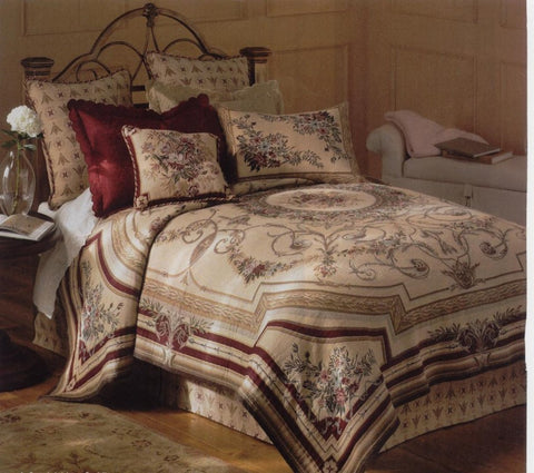 """Foutainbleau"" Tapestry Bedding"