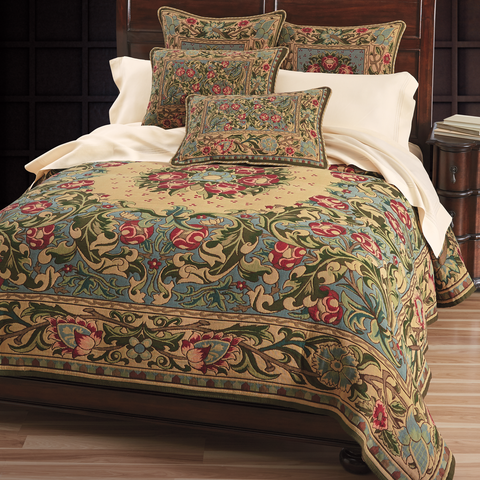 """William Morris"" Tapestry Bedding"