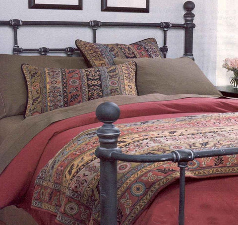 """Kirman Stripe"" Tapestry Bedding"