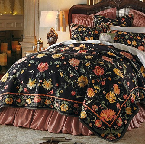"""7109-40"" Tapestry Bedding"