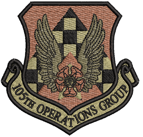 105th Operations Group - OCP