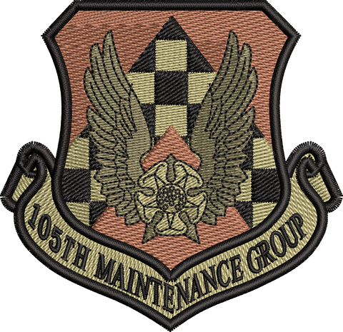 105th Maintenance Group - OCP