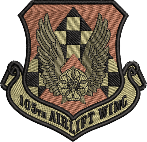 105th Airlift Wing -OCP