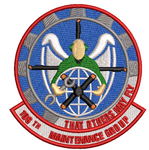 106th Maintenance Group Patch - Reaper Patches