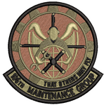106th Maintenance Group Patch - OCP - Reaper Patches