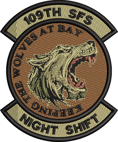 109th Security Forces Squadron - Night Shift - OCP
