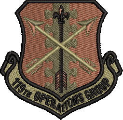 119th Operations Group - OCP