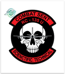 Combat Sent RC-135- Zap - Reaper Patches
