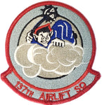 137th Airlift Squadron - Patch