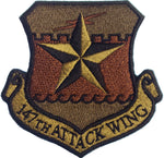 147th Attack Wing Patch - OCP (Unofficial)