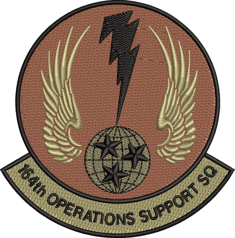 164th  OSS Patch - OCP