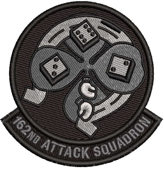 162nd Attack Squadron (ATKS) BLACKOUT