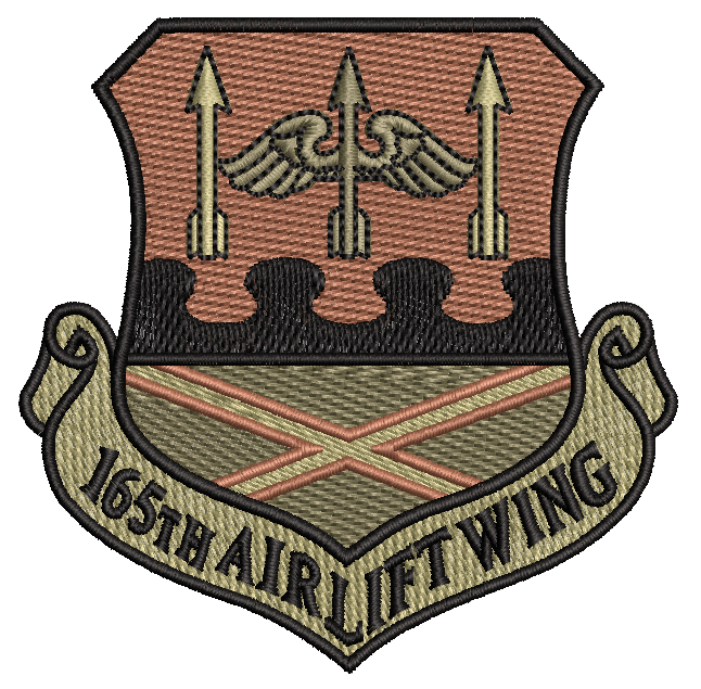 165th Airlift Wing- OCP (unofficial)