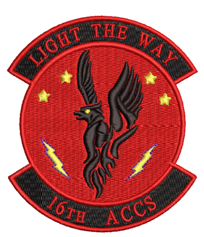 16th ACCS Patch - Reaper Patches