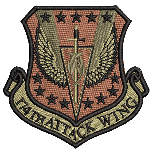 174th Attack Wing OCP - Unofficial