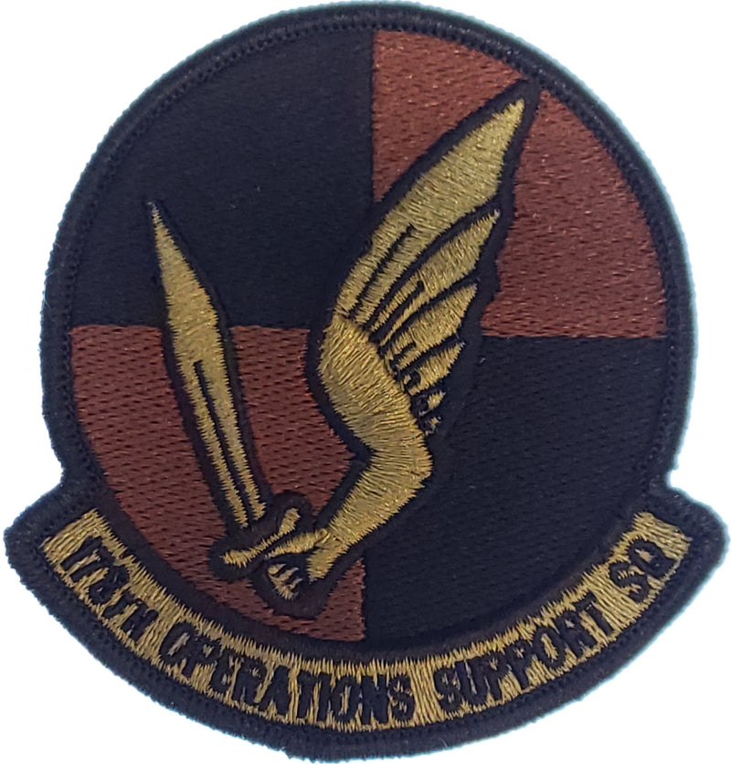 178th Operations Support Sq (OHANG) OCP