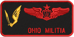 RPA Name Tag  (178 OSS) - OHIO MILITIA - Reaper Patches