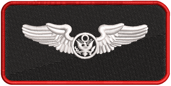 Enlisted Aircrew Wings  (17 ATKS) - Reaper Patches