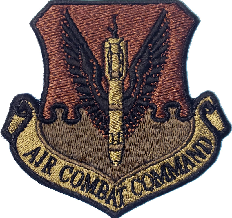 Air Combat Command (ACC) Hellfire Patch OCP