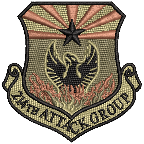 214th Attack Group - OCP