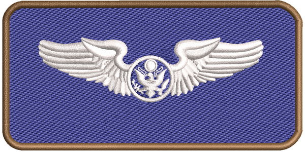 Enlisted Aircrew Wings (22d ATKS) - Reaper Patches