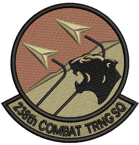 238th Combat Training Squadron - OCP (Unofficial)