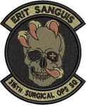316th Surgical Operations Squadron - OCP