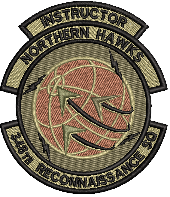 348th Reconnaissance Squadron OCP (Unoffical) - Instructor