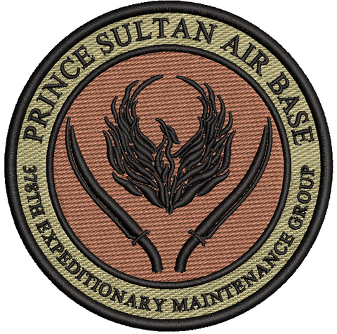 378TH Expeditionary Maintenance Group