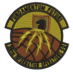 39th Information Operations Squadron - Reaper Patches
