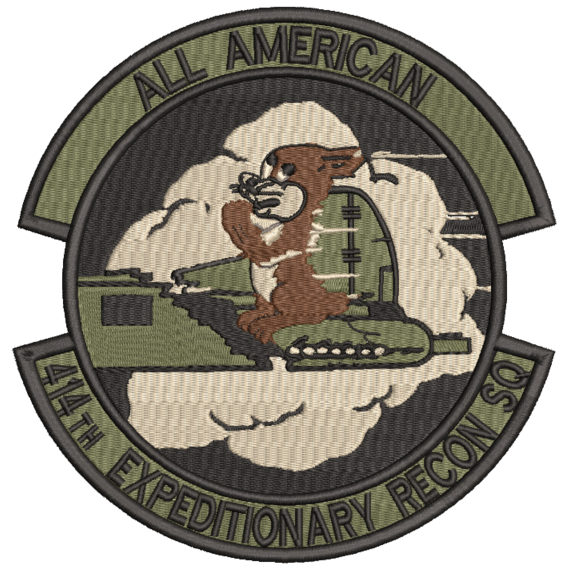 414th Expeditionary Squadron Patch (OCP)