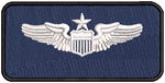 42d Attack Squadron Pilot- Standard Name Tag - Reaper Patches