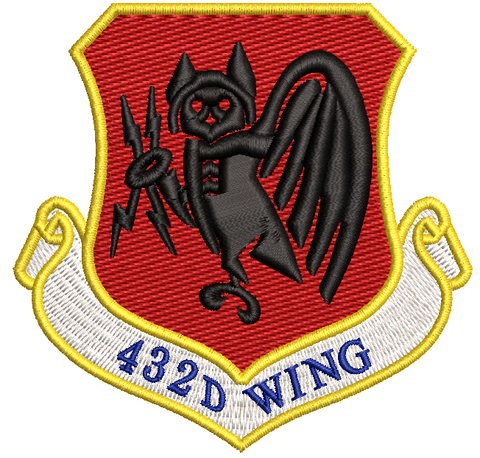 432D Wing Patch