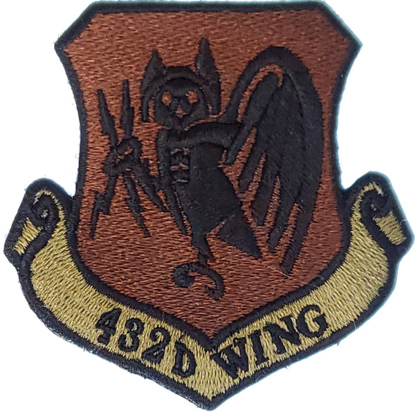 432D Wing OCP Patch