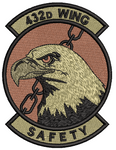 432d Wing Safety OCP