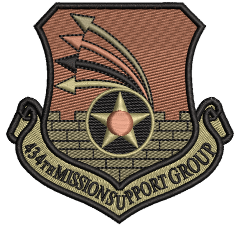 434th Mission Support Group - OCP Patch (Unofficial)