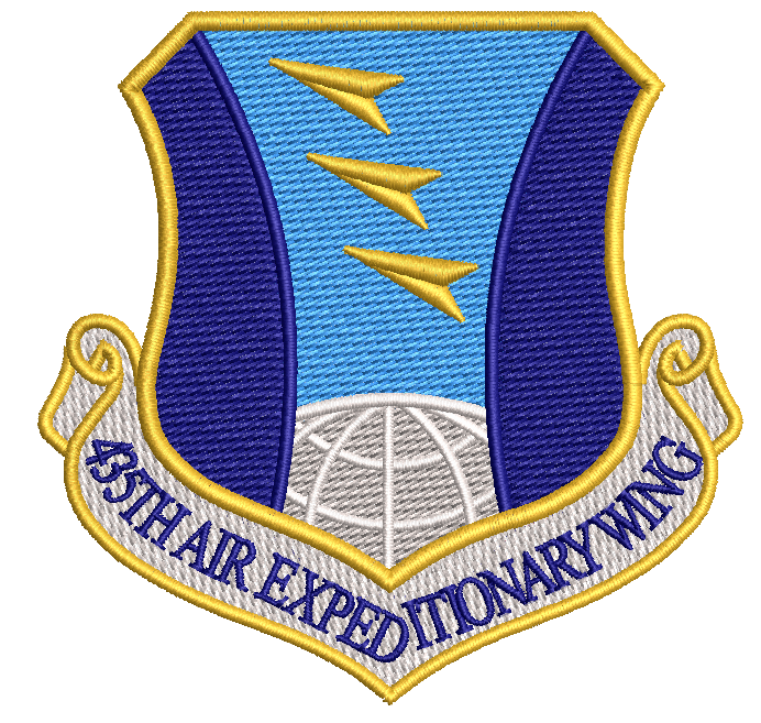 435 Air Expeditionary Wing