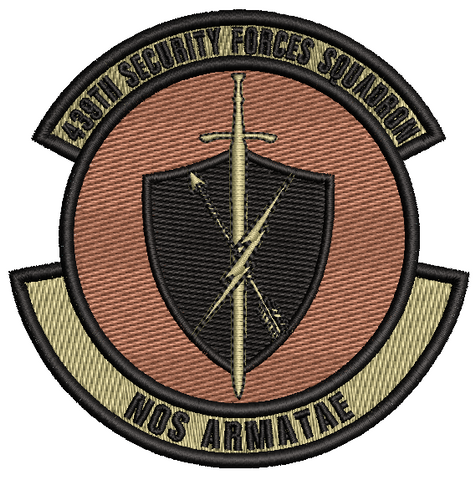439th Security Forces Squadron - OCP (unofficial)