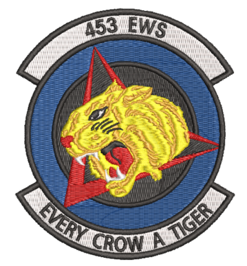 453d Electronic Warfare Squadron - Reaper Patches