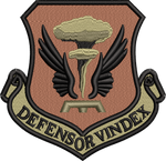 509th Bombardment Wing (DEFENSOR VINDEX) - OCP patch (Unofficial)