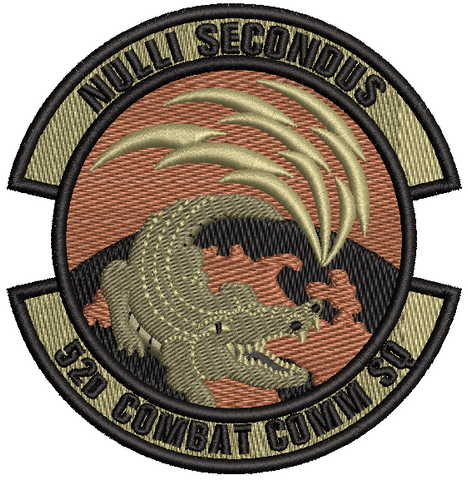 52D Combat Communications Squadron OCP