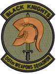 561st Weapons Squadron OCP Patch - Reaper Patches